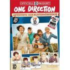 One Direction: aktivitets- och klistermärkesbok (Häftad, 2013)
