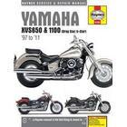 Haynes Yamaha Xvs650 & 1100 Drag Star, V-star '97 to '11 Repair Manual (Pocket, 2016)