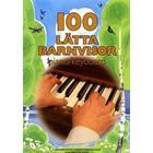 100 lätta barnvisor piano/keyboard (Flexband, 2012)