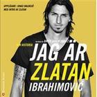 Jag är Zlatan: Min historia (Ljudbok nedladdning, 2011)