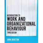 Introduction to Work and Organizational Behaviour (Häftad, 2015)