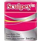 Sculpey Polymer Clay Red 56g