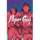 Paper Girls Volume 2 (Häftad, 2016)