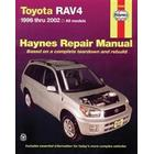 Toyota RAV4 Automotive Repair Manual, 1996-2012 (Pocket, 2013)
