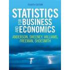 Statistics for business and economics (Pocket, 2017)
