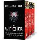 The Witcher Boxed Set: Blood of Elves, the Time of Contempt, Baptism of Fire (Häftad, 2017)