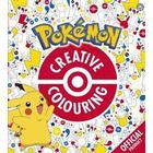 The Official Pokemon Creative Colouring (Häftad, 2016)