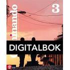 Caminando 3 Lärobok Digital, fjärde upplagan (Övrigt format, 2016)