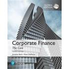 Corporate Finance: The Core plus MyFinanceLab with Pearson eText, Global Edition (Övrigt format, 2017)