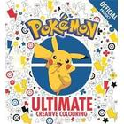 The Official Pokemon Ultimate Creative Colouring (Häftad, 2017)