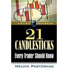 21 Candlesticks Every Trader Should Know (Pocket, 2006)