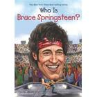 Who Is Bruce Springsteen? (Häftad, 2016)