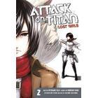 Attack on Titan: Lost Girls the Manga 2 (Häftad, 2017)