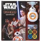 Star Wars: the force awakens - biograf (sagobok & BB-8 projektor) (Inbunden, 2016)