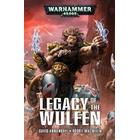Legacy of the Wulfen (Häftad, 2017)