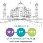 The Escapist's Dot-To-Dot: Extraordinary Places (Häftad, 2016)