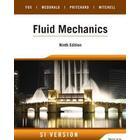 Fluid Mechanics, 9th Edition SI Version (Häftad, 2015)