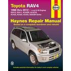Toyota RAV4 Automotive Repair Manual (Häftad, 2014)