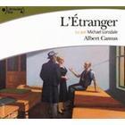 L'étranger. CD (Ljudbok CD, 2015)