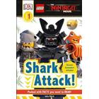 DK Readers L1: The Lego(r) Ninjago(r) Movie: Shark Attack! (Häftad, 2017)