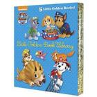 Paw Patrol Little Golden Book Library (Paw Patrol) (Inbunden, 2017)