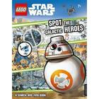 LEGO (R) Star Wars: Spot the Galactic Heroes A Search-and-Find Book (Häftad, 2016)
