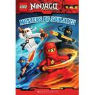 Masters of Spinjitzu (Lego Ninjago: Reader) (Häftad, 2012)
