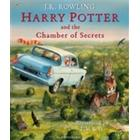 Harry Potter and the Chamber of Secrets Illustrated Edition (Inbunden, 2016)