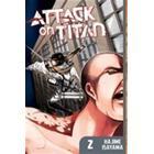 Attack on Titan 2 (Häftad, 2012)