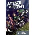 Attack on Titan 6 (Häftad, 2013)