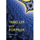 Tabeller och formler (Häftad, 2003)