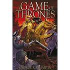 Game of thrones - Kampen om Järntronen. Vol 4 (Häftad, 2015)