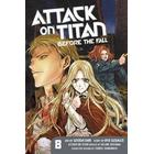 Attack on Titan - Before the Fall 8 (Pocket, 2016)
