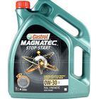 Castrol Magnatec Stop-Start 0W-30 D 5L Motorolja