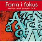 Form i fokus A datorprogram, skollicens (Övrigt format, 2001)