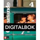 Caminando 4 Lärobok Digital, fjärde upplagan (Övrigt format, 2017)