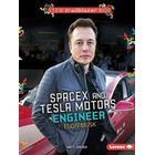 Spacex and Tesla Motors Engineer Elon Musk (Häftad, 2015)