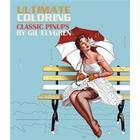 Ultimate Coloring Classic Pin-Ups by Gil Elvgren Coloring Book (Häftad, 2017)
