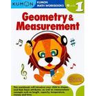 Geometry & Measurement Grade 1 (Pocket, 2009)