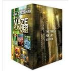 The Maze Runner Series Complete Collection Boxed Set (Häftad, 2017)