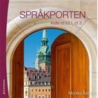 Språkporten 1 2 3 Audio-cd (6 st) (Kartonnage, 2013)