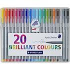 Staedtler Triplus Fineliner Color Pen 334 0.3m 20 Pack