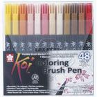 Koi Color Brush Pen set 48st