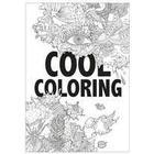 Pocket-målarbok Cool Coloring