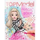 Topmodel magic book målarbok