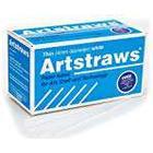 Art Straws School Pack (Thin White)
