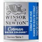 Winsor & Newton Cotman Water Colours Cobalt Blue Hue Half Pan