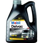 Mobil Delvac MX 15W-40 4L Motorolja