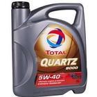 Total Quartz 9000 5W-40 4L Motorolja