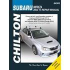 Subaru Impreza & Wrx Automotive Repair Manual (Häftad, 2016)